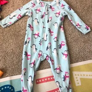 Carters 24 month fleece pajama